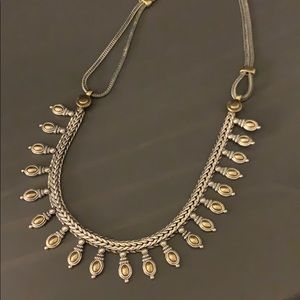 Statement necklace from Lucky